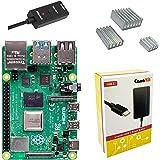 CanaKit Raspberry Pi 4 4GB Basic Kit with PiSwitch (4GB RAM)