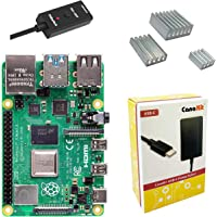 CanaKit Raspberry Pi 4 Basic Kit (4GB RAM)