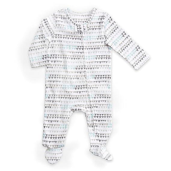 958e13291 Amazon.com  aden by aden + anais Baby Long Sleeve Zip One-Piece ...