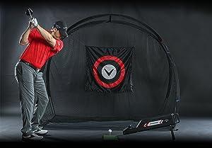 Callaway Home Range Practice System - golf practice net
