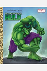 The Incredible Hulk (Marvel: Incredible Hulk) (Little Golden Book) Kindle Edition