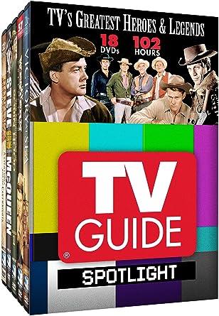 Amazon TV Guide Spotlight