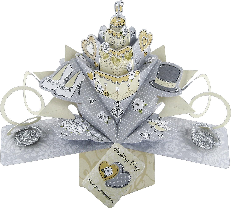 Second Nature Cake Design pop-up per matrimonio Second Nature Ltd POP116