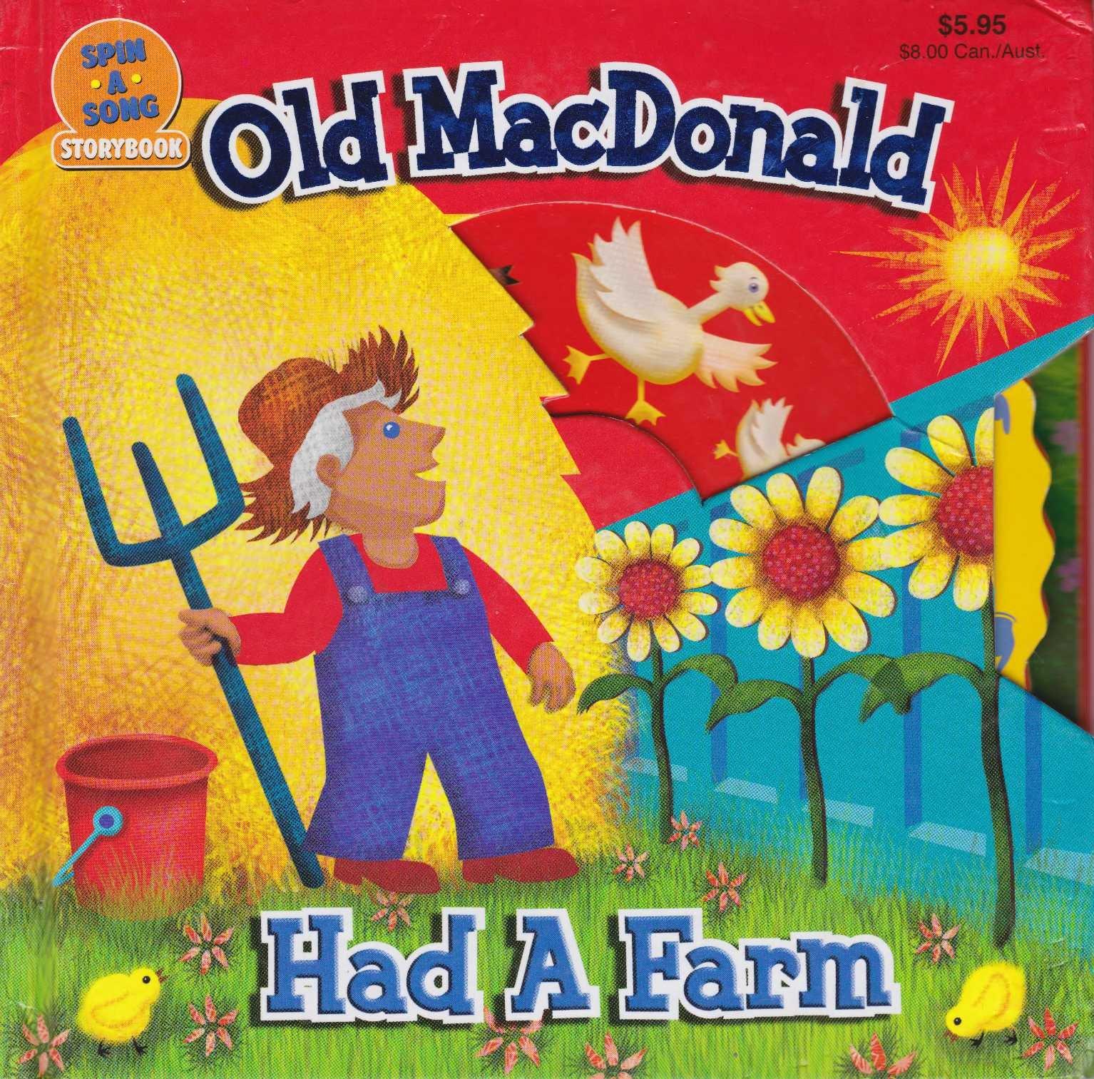 Old MacDonald Had a Farm (Spin-a-Song Storybook) pdf