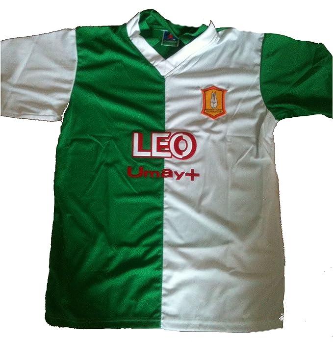 Thai Club fútbol - Bangkok cristal Fútbol Club Top camiseta [Misc]: Amazon.es: Ropa y accesorios
