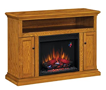 Amazon.com: ClassicFlame 23MM378-O103 Cannes TV Stand for TVs up ...