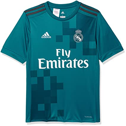 2017-2018 Real Madrid Adidas Third Shirt (Kids)