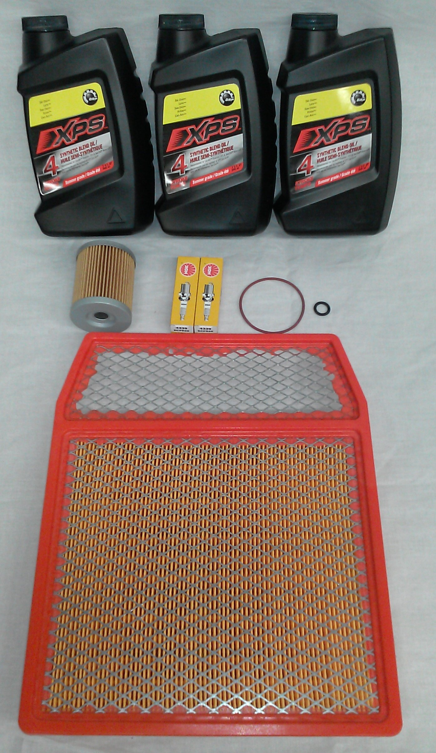 Can-Am BRP Maverick 1000 MAX Oil Change Service Kit 2013 2014 2015 13 14 15 by Can-Am