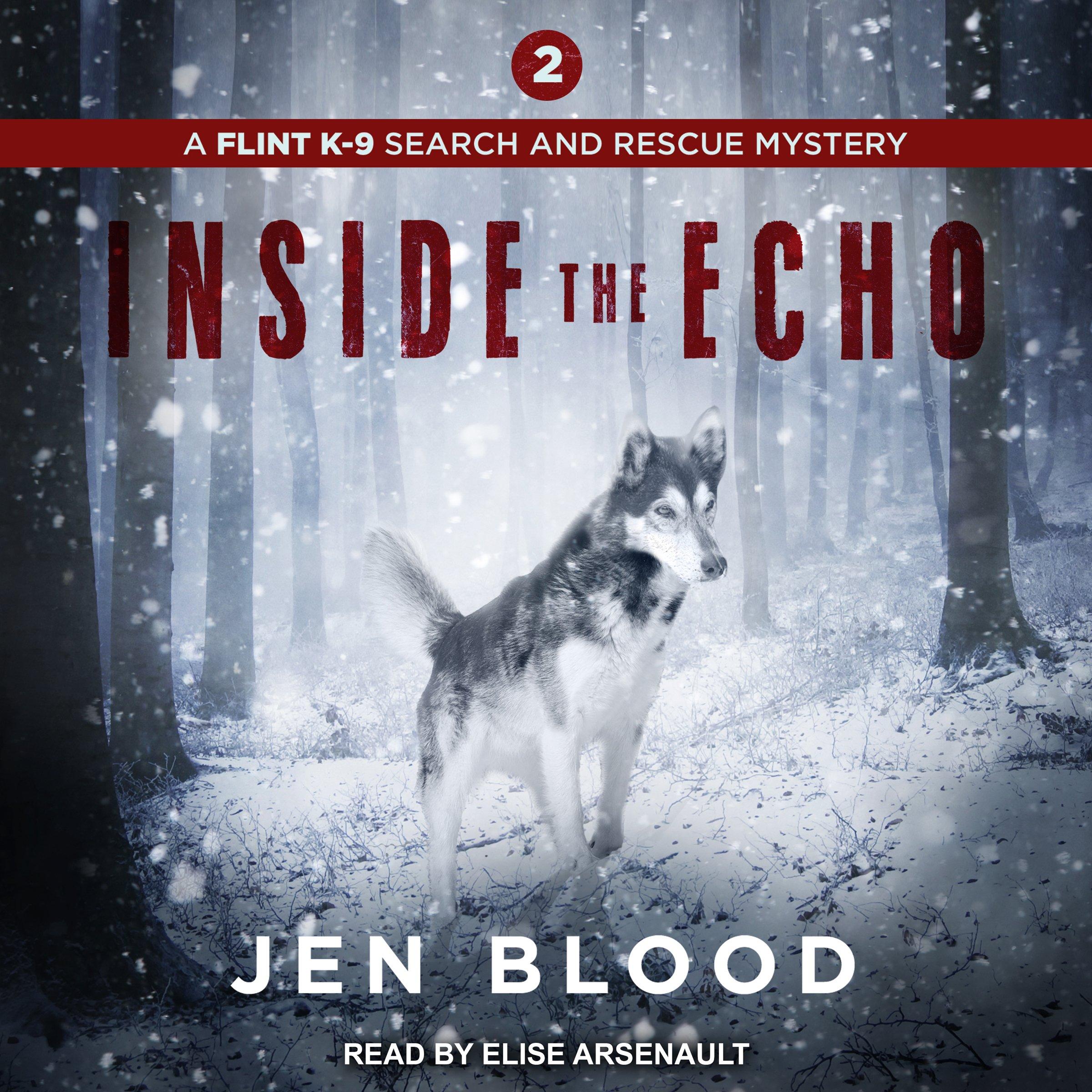 Inside the Echo: Flint K-9 Search & Rescue Mysteries Series, Book 2