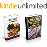 Crochet: Crochet with Color and Learn How to Crochet the Catherine Wheel and Bavarian Crochet Stitches Box Set