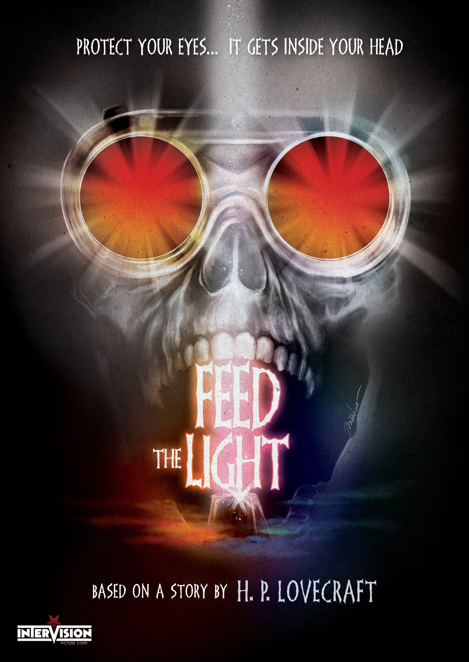 DVD : Feed the Light (DVD)