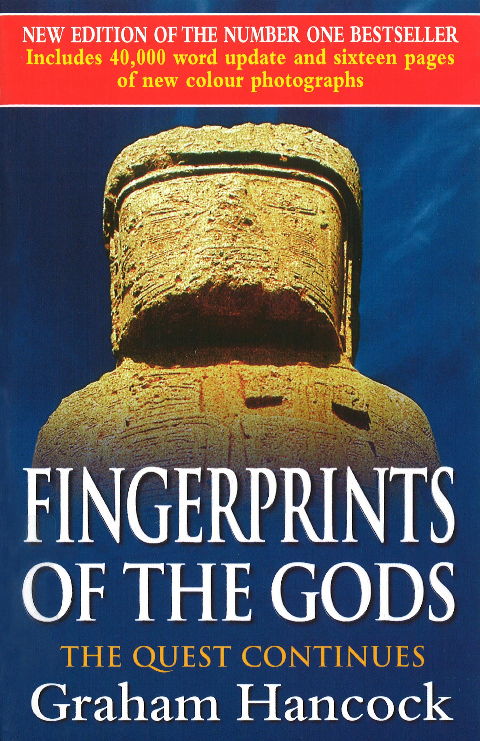 Buy Fingerprints Of The Gods (New Updated Edition) Book Online at Low  Prices in India | Fingerprints Of The Gods (New Updated Edition) Reviews &  Ratings ...