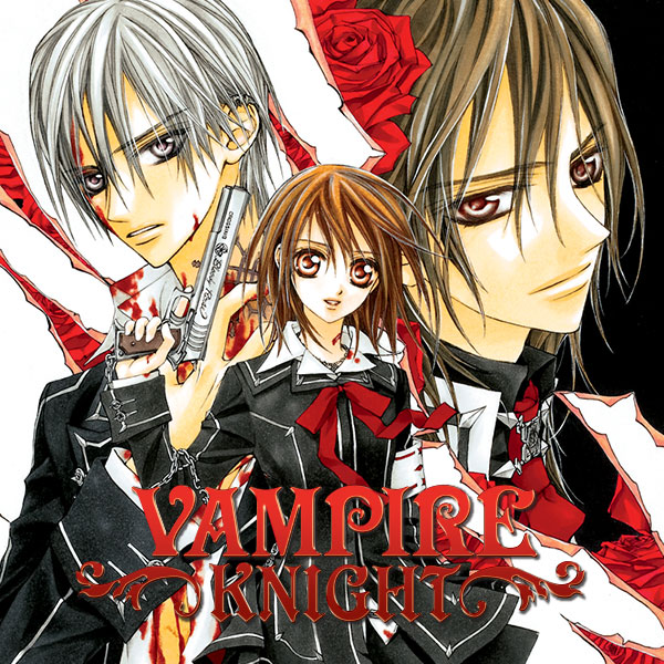 Vampire Knight (Issues) (19 Book Series)
