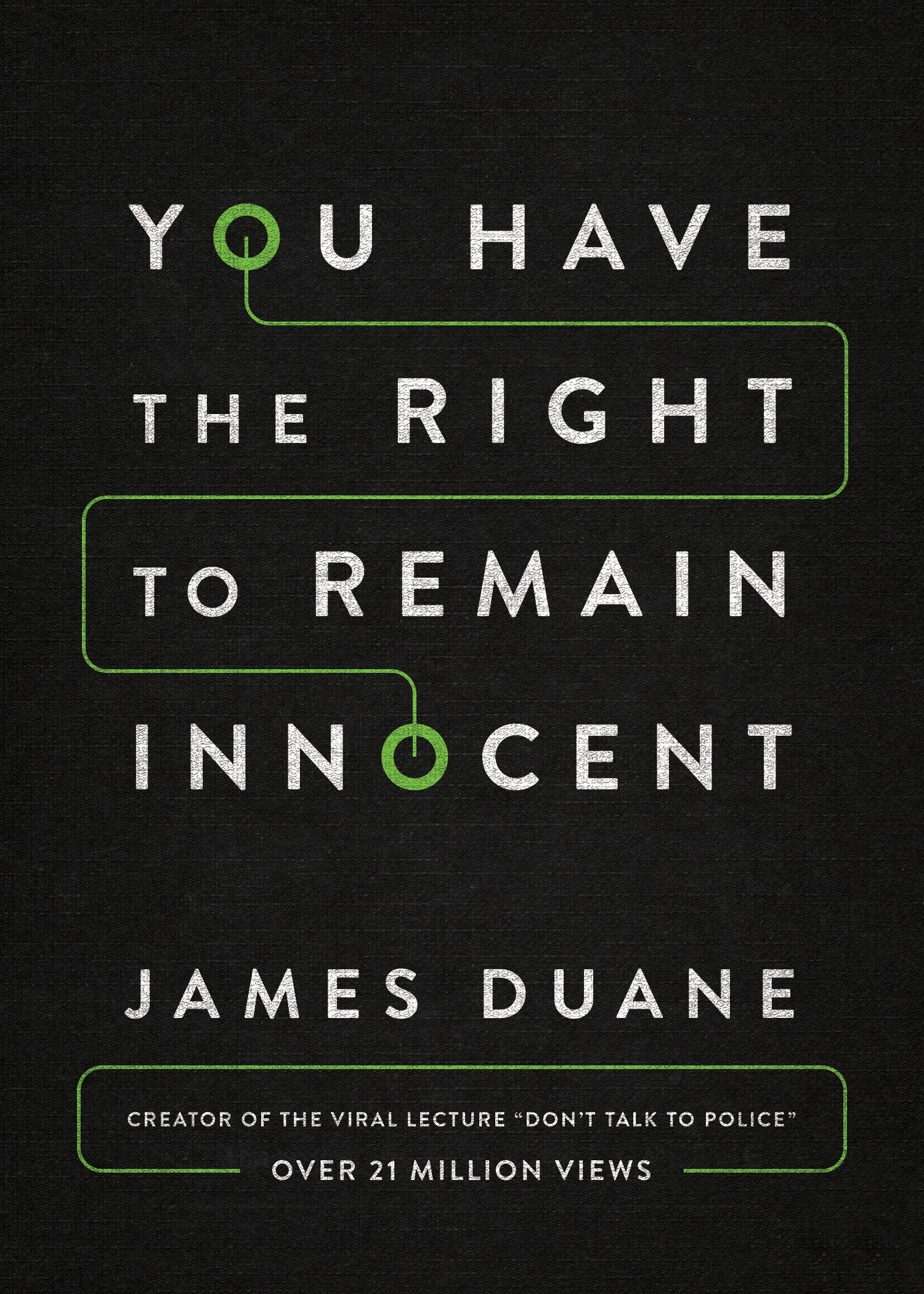 You Have The Right To Remain Innocent  English Edition