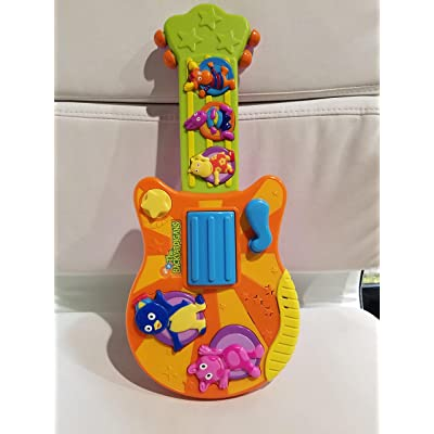 Nick Jr. The Backyardigans Sing 'N Strum Guitar: Toys & Games