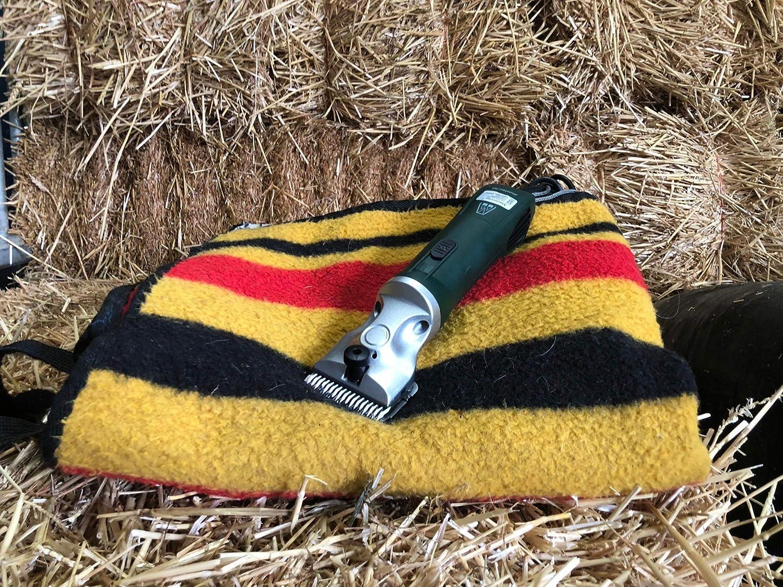 Tondeuse /à cheval robuste et l/ég/ère avec lames compatibles Lister A2