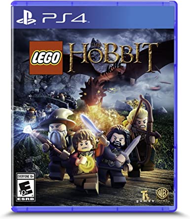Warner Bros LEGO The Hobbit, PS4 - Juego (PS4, PlayStation 4 ...
