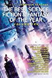 The Best Science Fiction and Fantasy of the Year, Volume Ten