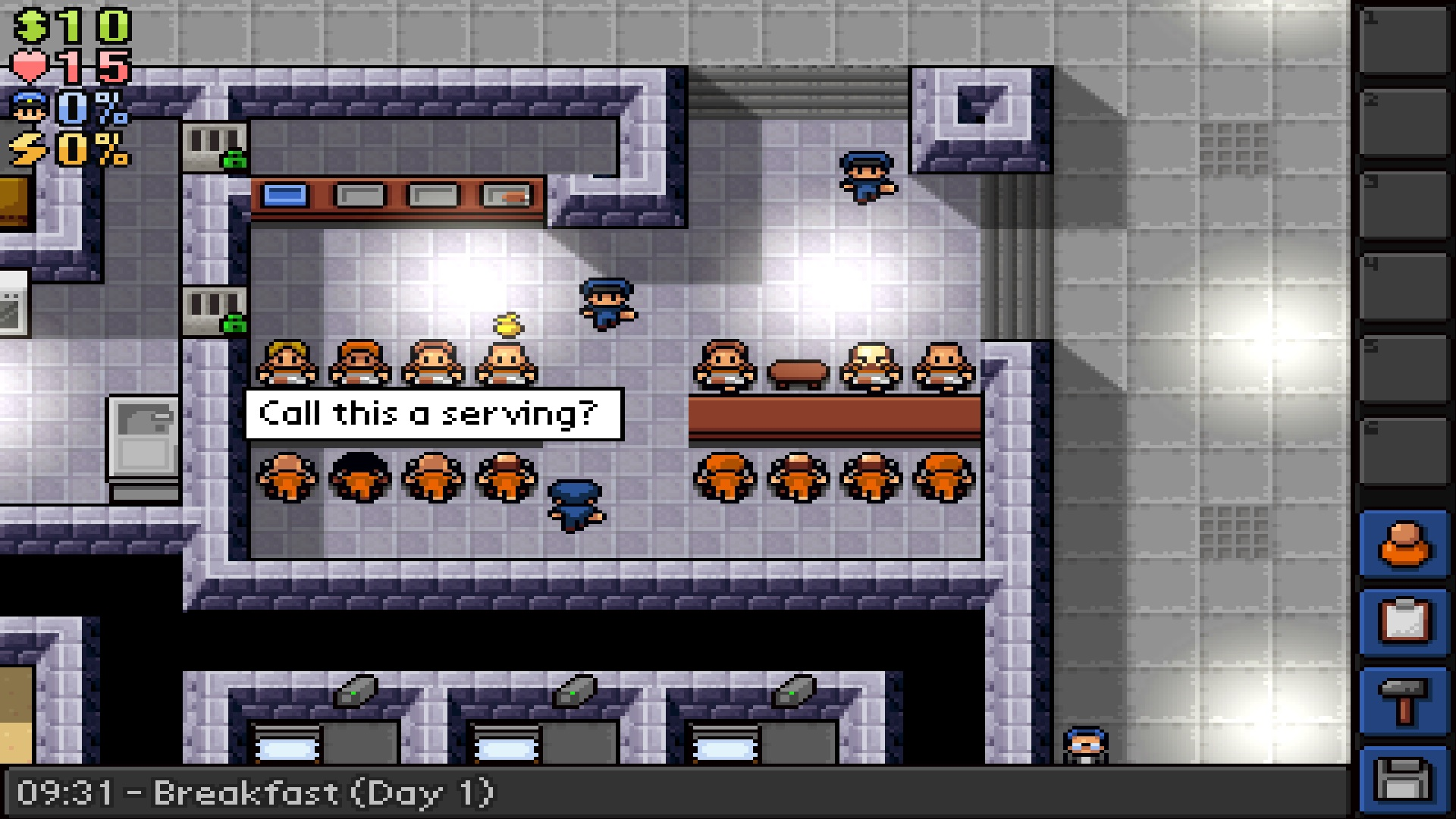 The Escapists - Fhurst Peak Correctional Facility [Online Game Code] by Team17 (Image #8)