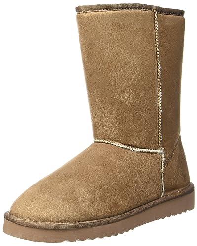 Esprit Dulce vintage Black, Schuhe, Stiefel & Boots, Hohe Boots, Grau, Female, 36