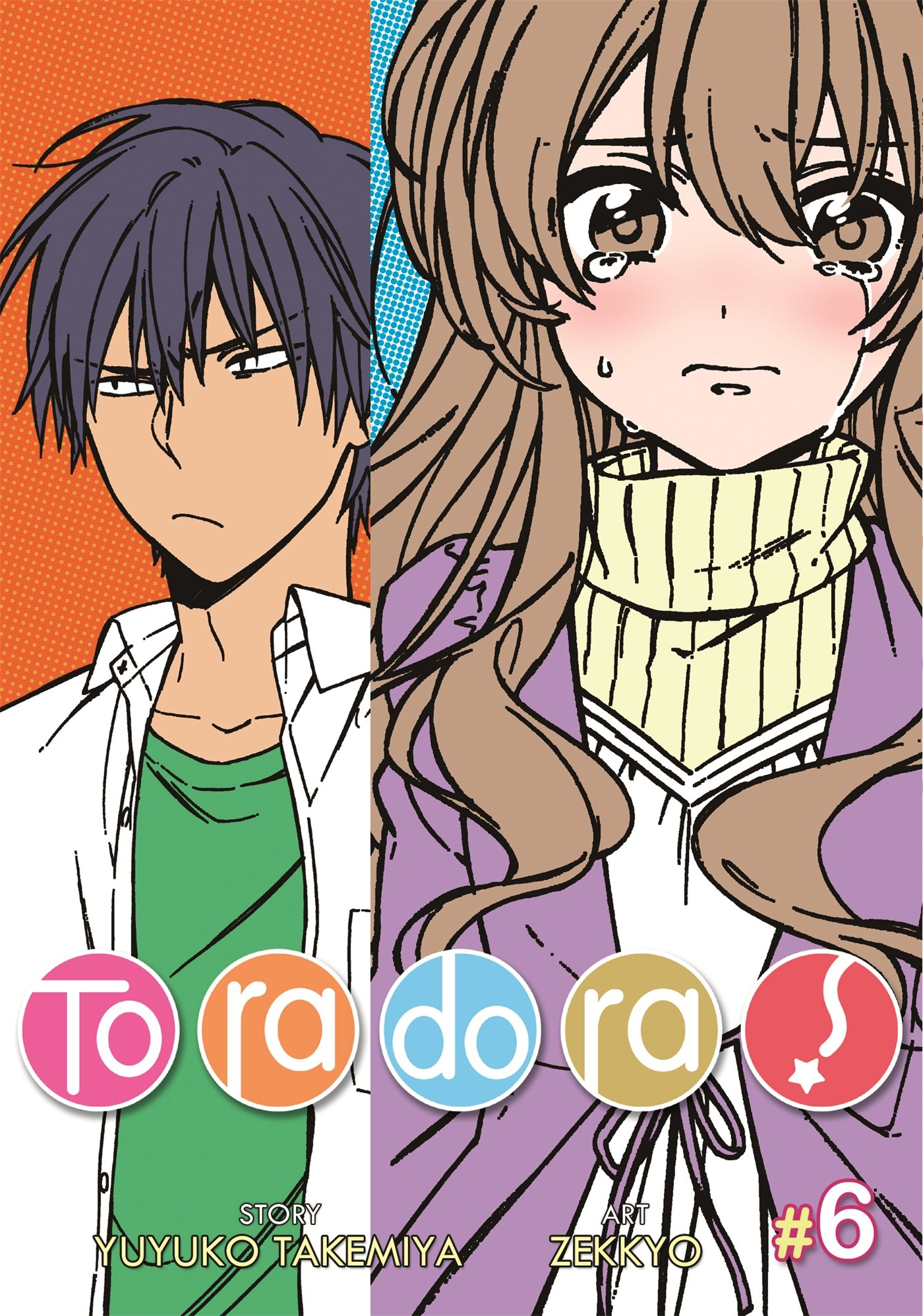 Read Online Toradora! Vol. 6 PDF