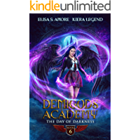 Demigods Academy - Book 6: The Day Of Darkness (Demigods academy series)