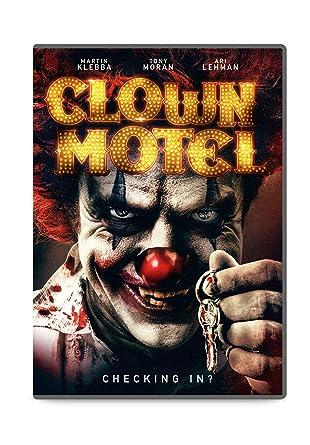 Film Pagliaccio 2020.Amazon Com Clown Motel Tony Moran Martin Klebba Ari Lehman Chalet Lizette Brannan Movies Tv
