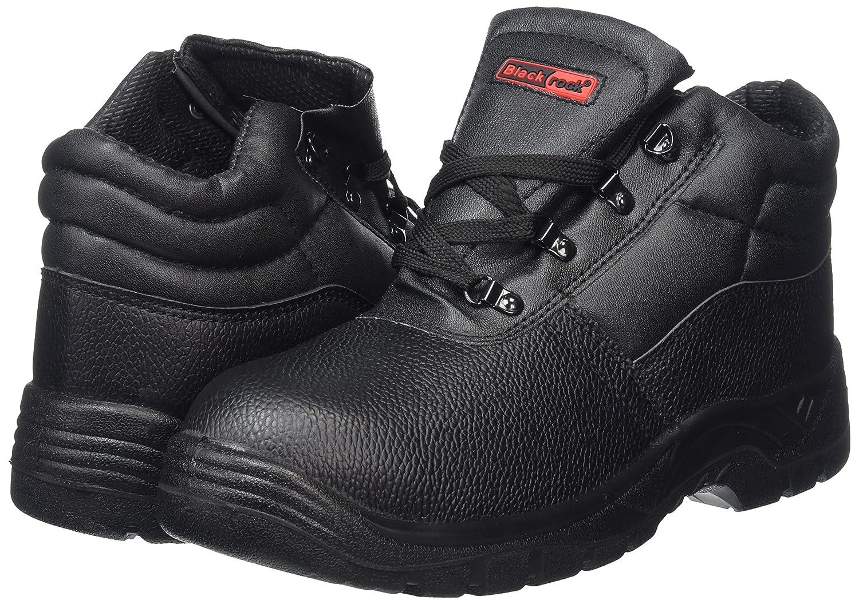 Noir black Blackrock Sf02 36 EU Chaussures de s/écurit/é Adulte Mixte