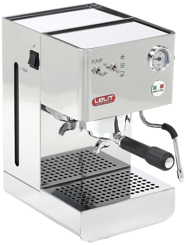 Einkreiser-Espresso Siebträgermaschine Lelit PL41PLUS