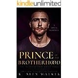 Prince of the Brotherhood: A Mafia Romance (The International Mafia Series Book 1)