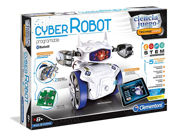 Clementoni - Cyber Robot (Clementoni 55124.803)