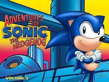 Amazon.com: Watch Adventures of Sonic the Hedgehog, Season 1 ...