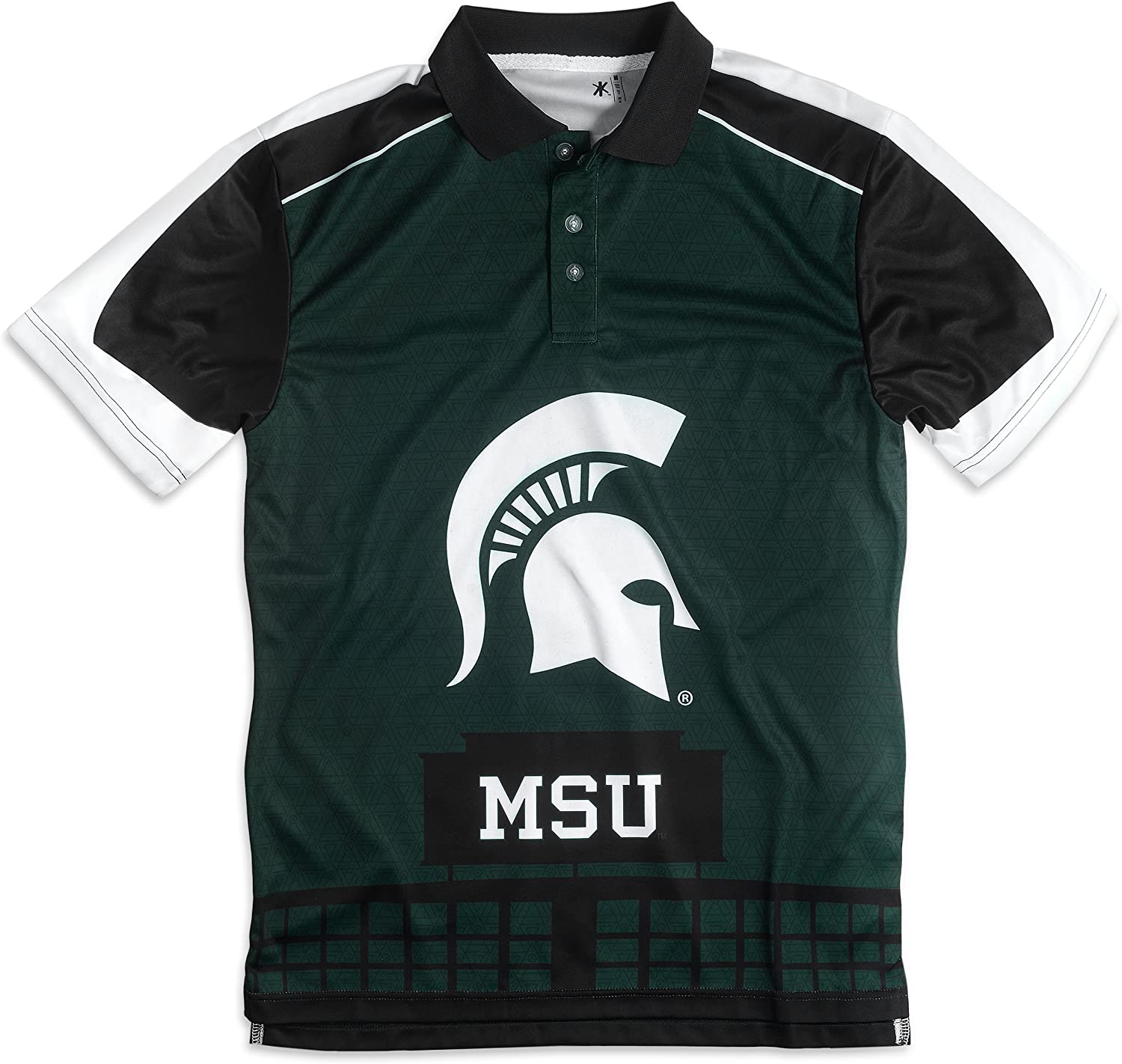 FOCO NCAA Thematic Polo Shirt