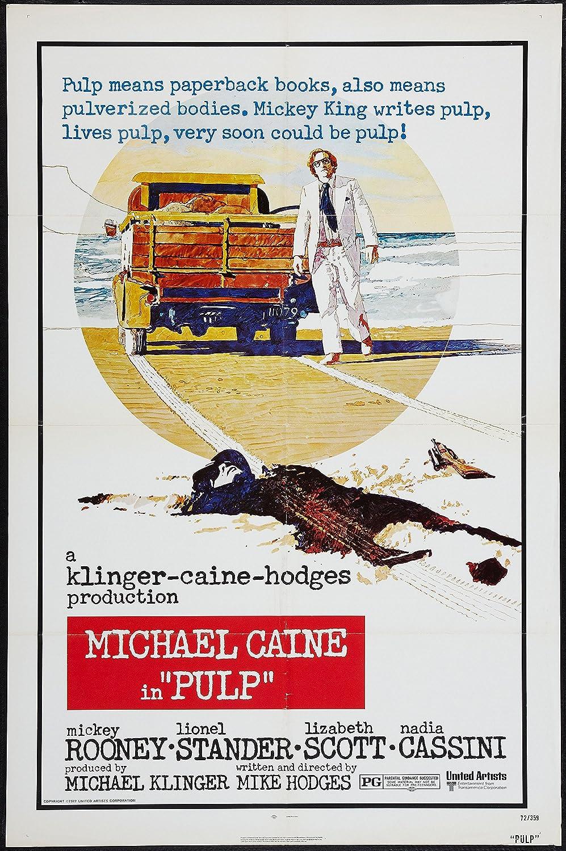 Pulp - Movie Poster