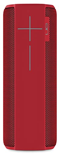 Ultimate Ears MEGABOOM Lava Red Wireless Mobile Bluetooth Speaker