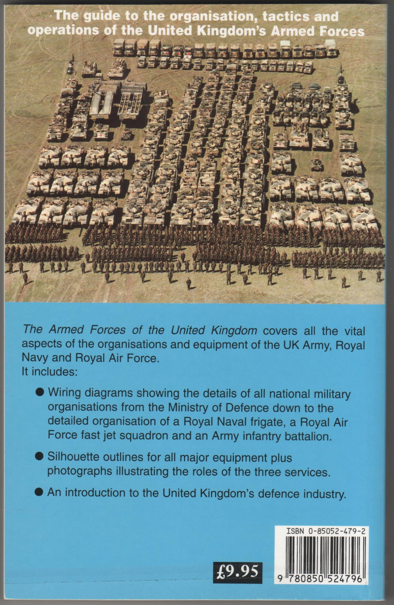 The Armed Forces Of United Kingdom 1996 1997 Charles Heyman Fast Track Wiring Diagrams 9780850524796 Books