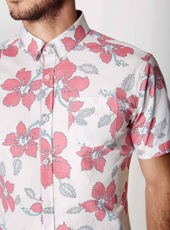 7 Diamonds Guru Short Sleeve Shirt