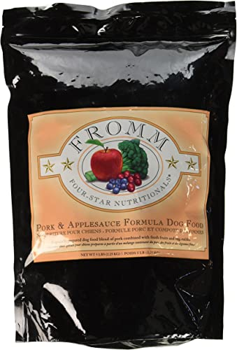 Fromm Four-Star Nutritionals Pork and AppleSauce Formula Dry Dog Food