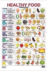 Healthy Food (Vitamin Chart) Kindle Edition