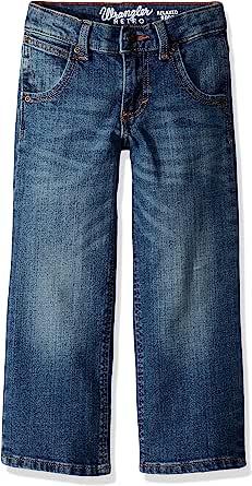 Wrangler Retro Relaxed Boot Jean Jeans para Niños