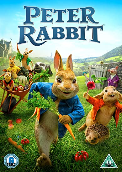 Peter Rabbit [DVD]