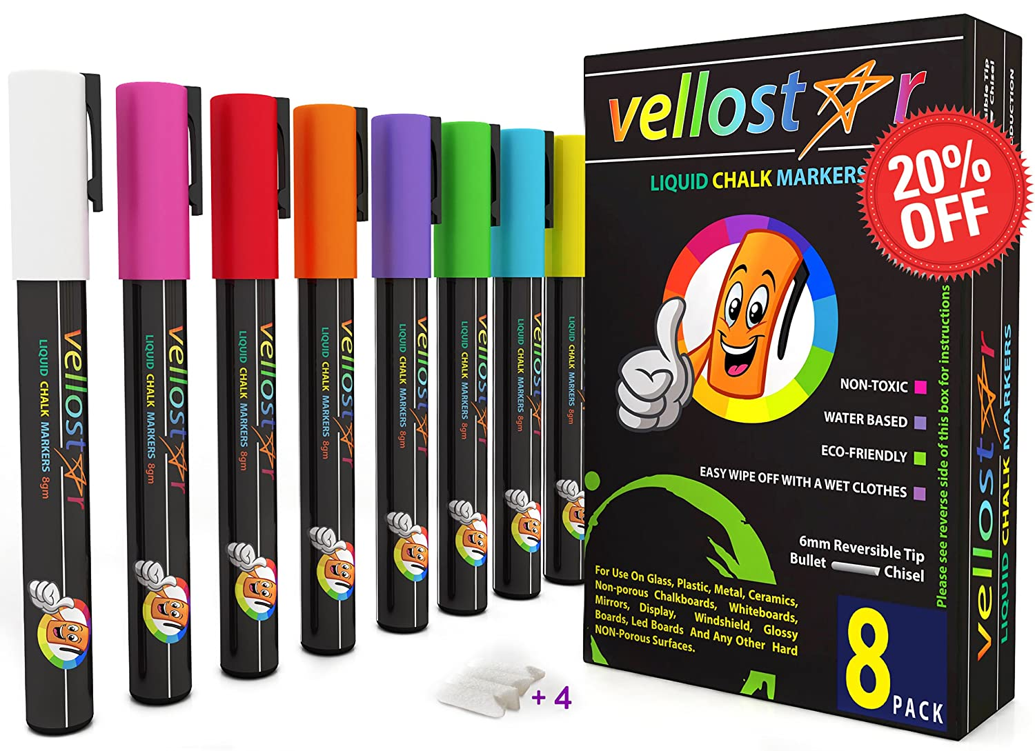 Top 10 Best Paint Markers Reviews in 2020 6