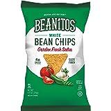 Beanitos Garden Fresh Salsa Bean Chips Plant Based Protein Good Source Fiber Gluten Free Non-GMO Vegan Corn Free Tortilla Chip Snack 5.5 Ounce (Pack of 6)