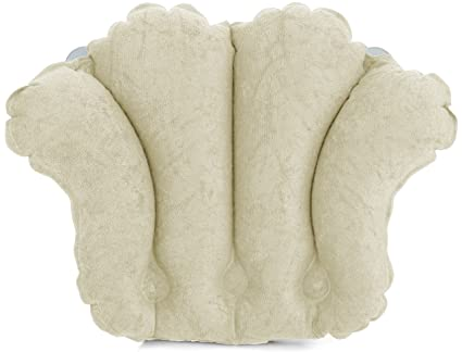 Amazoncom Deluxe Comfort Spa Quality Terry Cloth Easily Inflatable