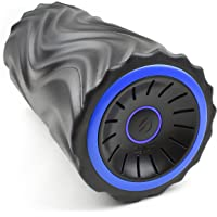 Zyllion Rechargeable Vibrating High Density Foam Roller Massager