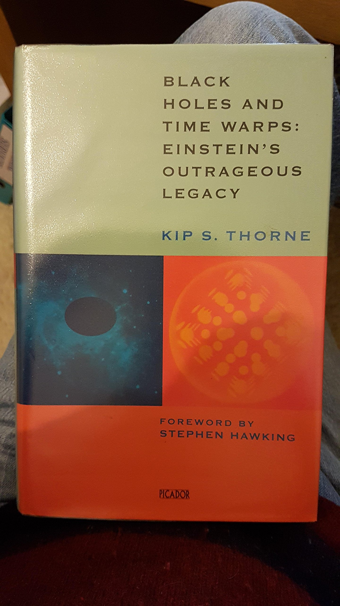 black holes and time warps einsteins outrageous legacy