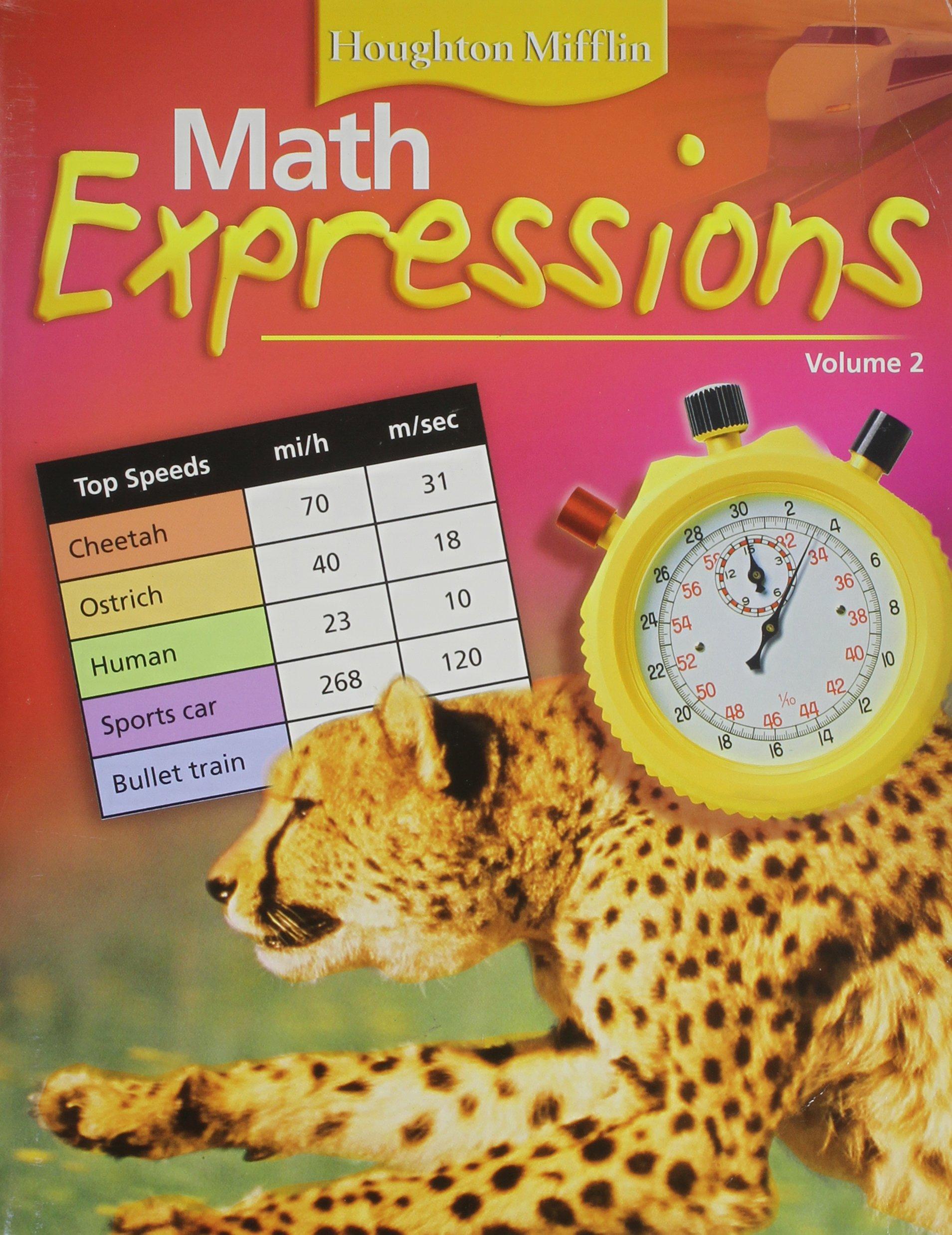 Download Math Expressions: Student Activity Book, Grade 5, Vol. 2 pdf epub