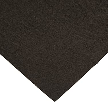 5 x 7 Grip-It Super Stop Ivory Cushioned Non-Slip Rug Pad for Rugs on Hard Surface Floors