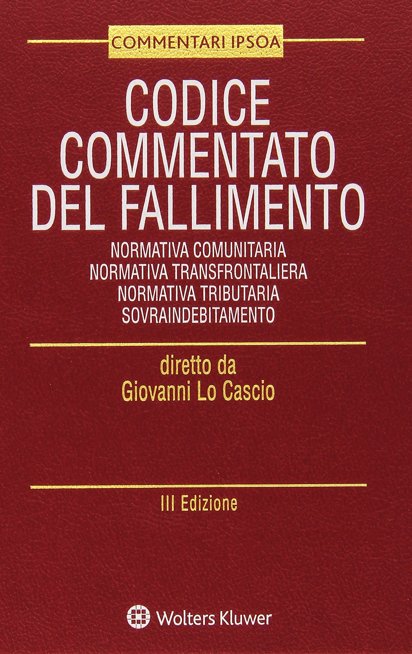 CODICE COMMENTATO DEL FALLIMENTO 2015. PDF