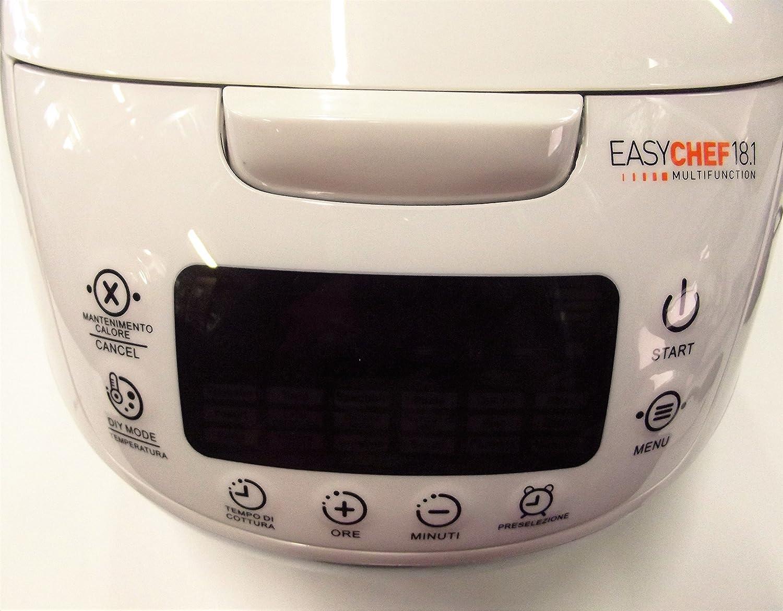 Awesome cook robot da cucina images - Robot da cucina easy chef ...